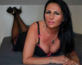 Reife Frau vor kostenlose Sexcams